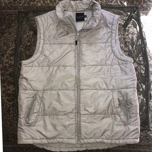 Faded Glory Puffer Vest